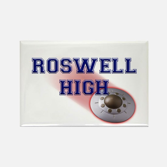 ROSWELL HIGH, Rectangle Magnet