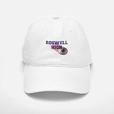 ROSWELL HIGH, Baseball Baseball Cap