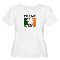 Kiss Me, I'm Drunk T-Shirt