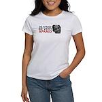 Be Afraid of Obama Women's T-Shirt