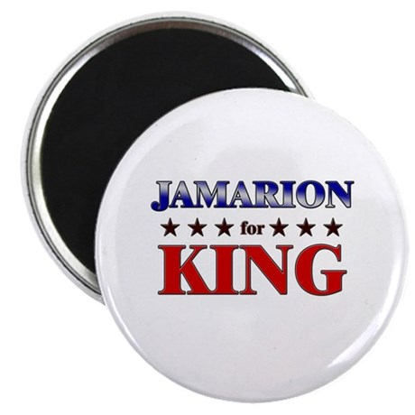 "JAMARION for king 2.25"" Magnet (10 pack)"
