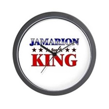 JAMARION for king Wall Clock