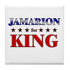 JAMARION for king Tile Coaster