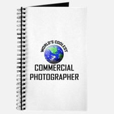 World's Coolest COMMERCIAL PHOTOGRAPHER Journal
