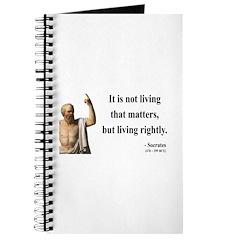 Socrates 7 Journal