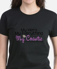 My Everything Coastie Girlfri Tee