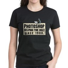 Photoshop - Helping the Ugly Tee
