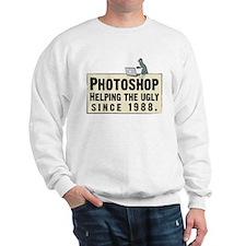 Photoshop - Helping the Ugly Sweatshirt