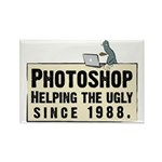 Photoshop - Helping the Ugly Rectangle Magnet (10