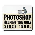 Photoshop - Helping the Ugly Mousepad