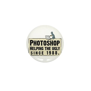 Photoshop - Helping the Ugly Mini Button
