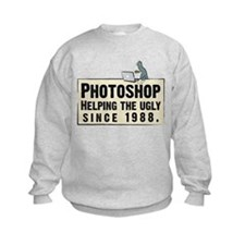 Photoshop - Helping the Ugly Sweatshirt