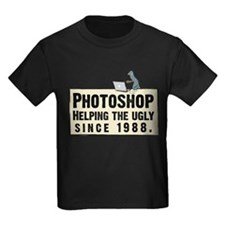 Photoshop - Helping the Ugly T