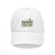 Photoshop - Helping the Ugly Baseball Cap