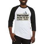 Photoshop - Helping the Ugly Baseball Jersey