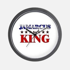 JAMARCUS for king Wall Clock