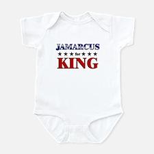 JAMARCUS for king Infant Bodysuit