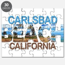 Summer carlsbad state- california Puzzle