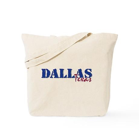 DALLAS Texas Tote Bag