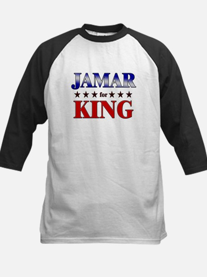 JAMAR for king Kids Baseball Jersey