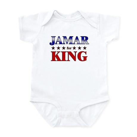 JAMAR for king Infant Bodysuit