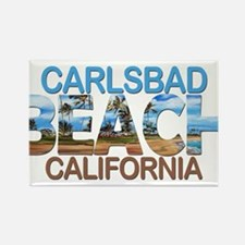 Summer carlsbad state- california Magnets