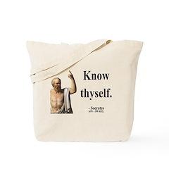 Socrates 8 Tote Bag