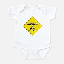 DAIRY ALLERGY Infant Bodysuit
