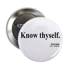 """Socrates 8 2.25"""" Button (10 pack)"""
