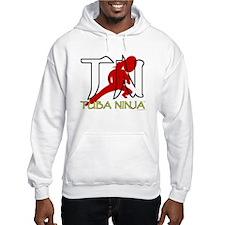 Tuba Ninja Hoodie Sweatshirt