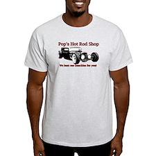 rat rod front4 T-Shirt