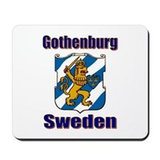 Gothenburg Sweden Mousepad