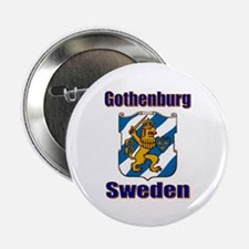 Gothenburg Sweden Button