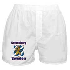 Gothenburg Sweden Boxer Shorts