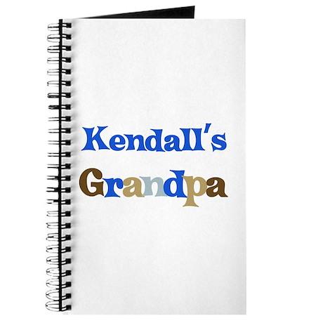 Kendall's Grandpa Journal