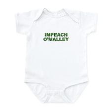 Impeach O'Malley Infant Bodysuit