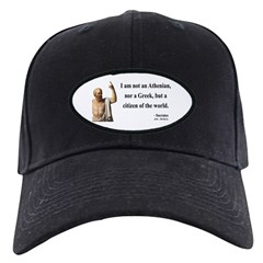 Socrates 10 Baseball Hat