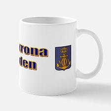Karslskrona Sweden Gifts, Clo Mug