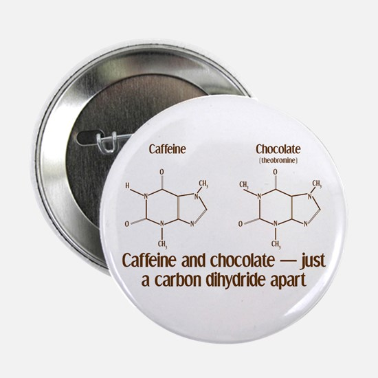 Caffeine & Chocolate Button