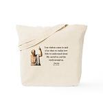 Socrates 12 Tote Bag