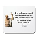 Socrates 12 Mousepad