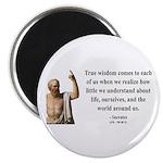 Socrates 12 Magnet