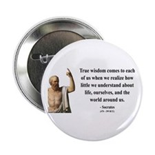 "Socrates 12 2.25"" Button (10 pack)"