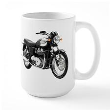 Triumph Bonneville Green/White #1 Mug