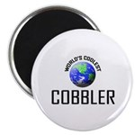 World's Coolest COBBLER Magnet