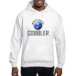 World's Coolest COBBLER Hooded Sweatshirt