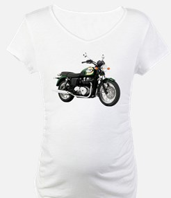 Triumph Bonneville Green/White #2 Shirt