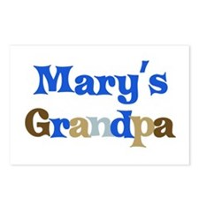Mary's Grandpa Postcards (Package of 8)