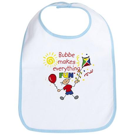 Bubbe Fun Boy Bib
