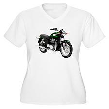 Triumph Bonneville Green #1 T-Shirt